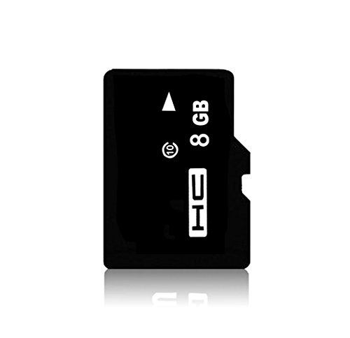 Price comparison product image TF card 4 G8 G 16 G 32 G 64 G Class 10 Memory Card with Micro SD Card Adapter for Smart Phones Tablets Monitor Camera(8GB)