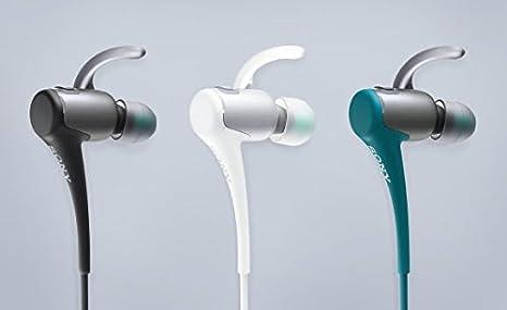 Sony Mdr As800btw In Ear Kopfhörer Weiß Elektronik