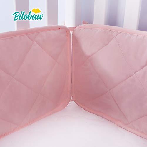 Baby Crib Bumper Pads for Standard Size Crib(52