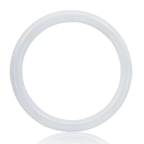 T9 LED Circline Light Bulb - 12 Inch 1920LM LED Circular Ceiling Light, 16W 6000K Cool White Replacement for 32W Ring Fluorescent FC12T9/CW Lamp Fixture (Ballast Must be Removed or Bypassed)