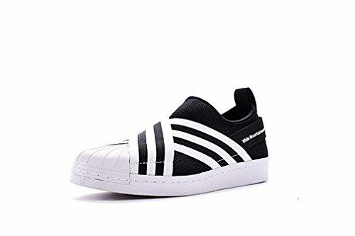 Adidas Superstar slip on womens (USA 7.5) (UK 6) (EU 39) (24.5 cm)
