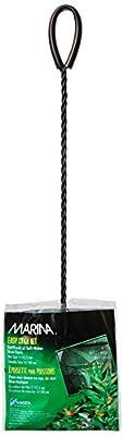 Marina 5 Inch Black Coarse Nylon with 16 Inch Handle from Marina
