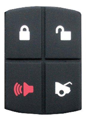 KABA ILCO BP0015XXXX 1645 K2 4F Button Pad
