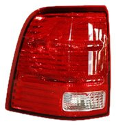 - TYC 11-5508-01 Ford Explorer Driver Side Replacement Tail Light Assembly