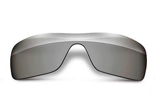 FUSE Chrome Mirror Polarized Lenses for Oakley - Batwolf Oakley Lenses Polarized