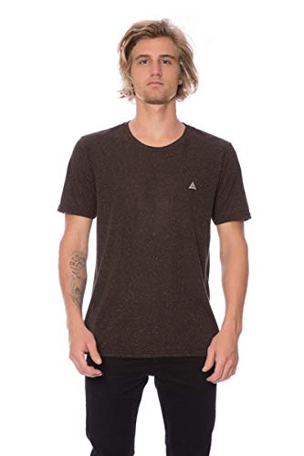 Camiseta Basica Marrom