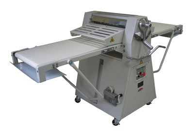 Floor Model Dough - BMFRS02 BakeMax - Dough Sheeter, floor model