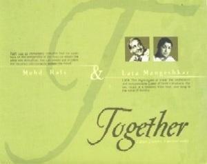 Together - Mohd. Rafi & Lata Mangeshkar (3cds Set) (Hits Of Mohd Rafi And Lata Mangeshkar)