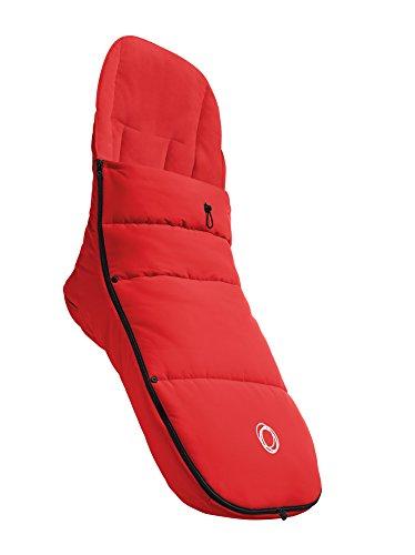 Bugaboo Footmuff, Red ()
