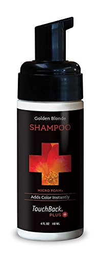 TouchBack Plus Color Enhancing Shampoo, Golden Blonde