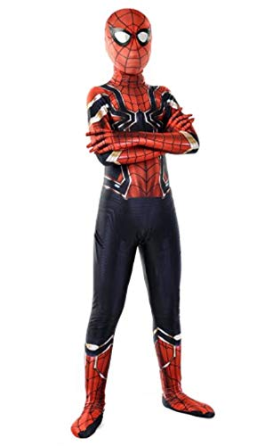 Cosplay Costumes Superhero Costumes Lycra Spandex Zentai Halloween Kids 3D Style]()