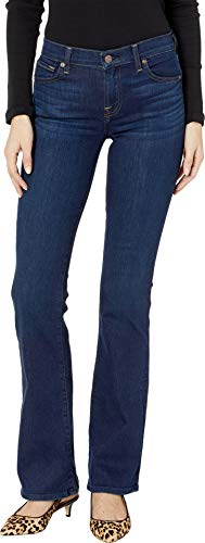 7 For All Mankind Women's Bootcut in Serrano Night Serrano Night 28 - For Mankind All Belt Cotton 7