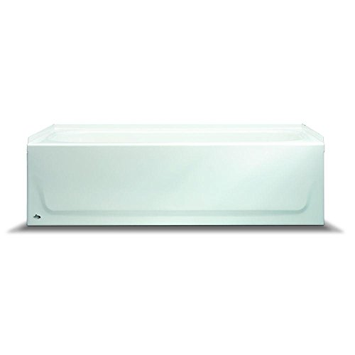 BOOTZ INDUSTRIES GIDDS-110004 Steel Bathtub With Right-Ha...