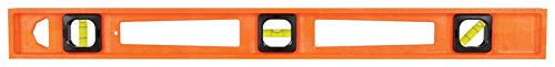 10/Pack Johnson Level & Tool 7724-0 24In Structo Cast Level 3Vial
