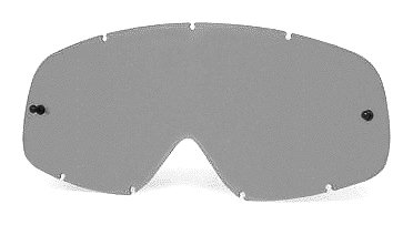 Oakley O-Frame MX Replacement Lens (Grey, One - Oakley Lens Goggle