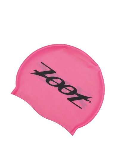 Zoot Sports Swimfit Silicone Cap, Hot Pink, One Size - Zoot Cap