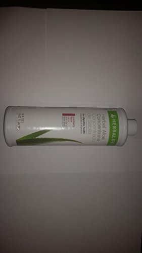 Herbalife Herbal Aloe Drink Concentrate 16 oz – New Cranberry Flavor