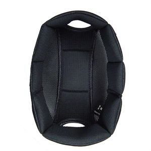 One K Defender Refit Riding Helmet Liner, Black, Medium