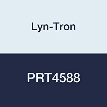 Lyn-Tron M2.5-0.45 Screw Size Brass 41mm Length, Zinc Plated Female Pack of 5 4.5mm OD