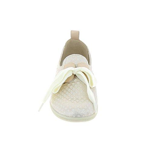 Armistice, Unisex-Erwachsene Sneaker palace-gold