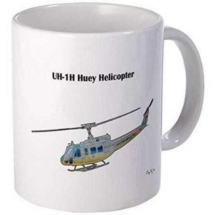 Coffee Mug 11 ounce Mug - UH-1H Huey Helicopter Mug for sale  Delivered anywhere in USA