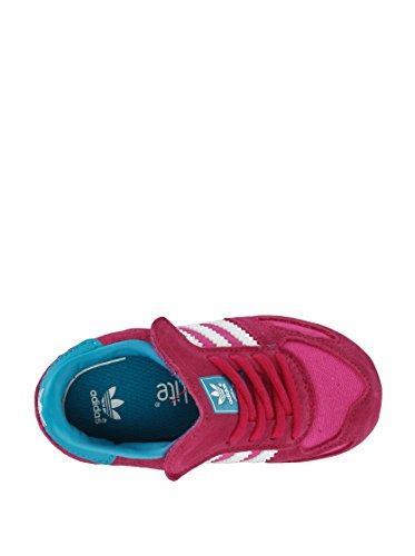adidas Sneaker La Trainer Cf I Fucsia/Bianco/Blu EU 23