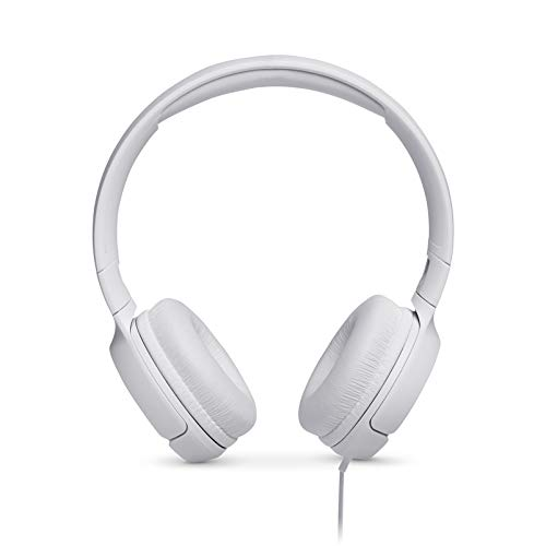 JBL T500  On-Ear Headphone In-Ear Headphone with One-Button Remote/Mic