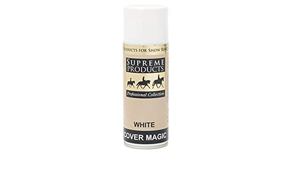 Supreme Products Cover Magic - Tinte para cubrir marcas y cicatrices de caballo: Amazon.es: Deportes y aire libre