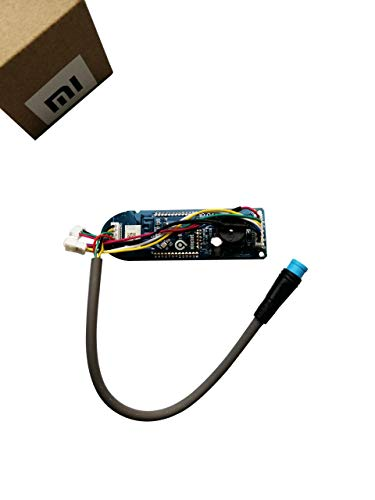 SPEDWHEL Original Dashboard for XIAOMI MIJIA M365 Electric Scooter Instrument Circuit Board ()