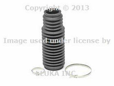 BMW OEM Steering Linkage Tie Rods Rack Rubber Boot with Clamps for 318i 318is 318ti 320i 323i 325i 325is 328i M3 M3 3.2 Z3 1.9 Z3 2.5 Z3 2.5i Z3 2.8 Z3 3.0i Z3 M3.2 Made By LEMFOERDER