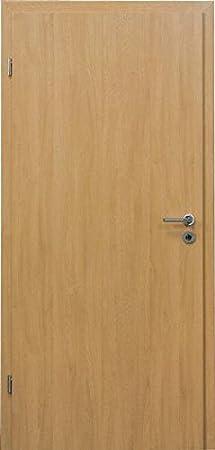 Roble CPL Puerta Interior, madera, DIN links: Amazon.es: Bricolaje ...