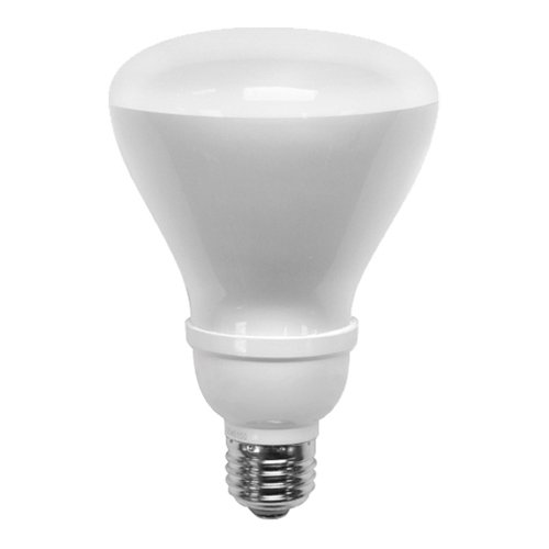 TCP 2R3016 16W 120V 2700K 750 Lumens Non-Dimmable Indoor/Outdoor CFL R3(Pack of 12)