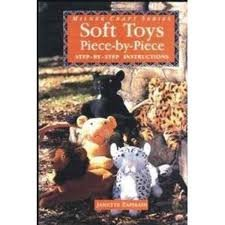 Soft Toys Piece-By-Piece: Step-By-Step Instructions (Milner Craft Series)