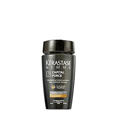 Buy Kerastase Homme Bain Capital Force Densifying Shampoo