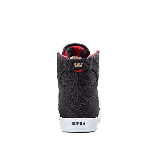 Supra SKYTOP, Sneakers unisex Black/Yellow/White