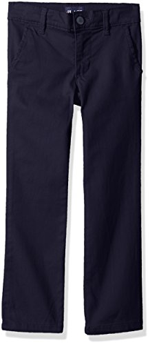 The Children's Place Big Girls' Skinny Uniform Pant (Pants Uniform Girls Navy Blue)