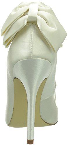 Lua Avorio Scarpe Sposa Tacco Donna Menbur elfenbein Da Wedding Col ivory 04 HW5E8wwxUq