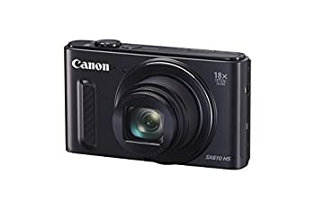 Canon Powershot Sx610 Hs - Wi-fi Enabled (Black) 1