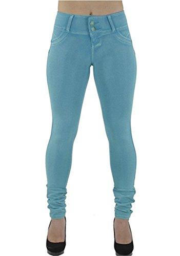 blanc Femme bleu Wei Jeans m Darrin TZqwx8Hx4