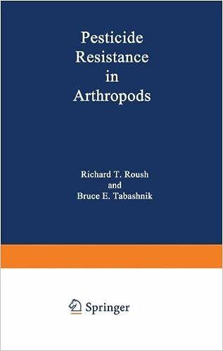 Pesticide Resistance in Arthropods