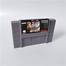 Game for SNES - Game card - X-Men VS. Street Fighter - Action Game Card US Version English Language - Game Cartridge 16 Bit SNES , cartridge snes