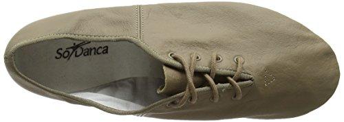 So Danca Women's Jze09 Jazz Shoes Beige (Tan) MrIM8