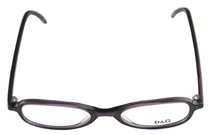 89cebbe8d5f4 Amazon.com  DOLCE   GABBANA 4033 Eyeglasses Frames Purple 487  Health    Personal Care