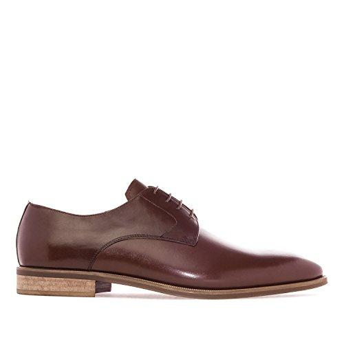 EVEET Zapatos de Hombre de Encaje 16514 Talla 43 Negro iJj0M