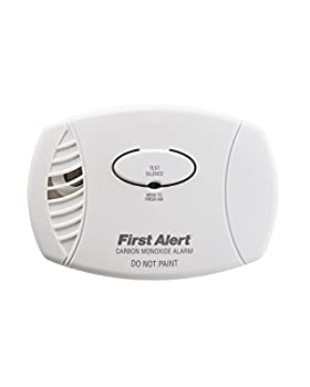 First Alert Co400 Cobatt-6 Battery-operated Carbon Monoxide Alarm, 6-pack 0