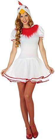 Gallina M Atosa 17540 Misses Costume Taglie