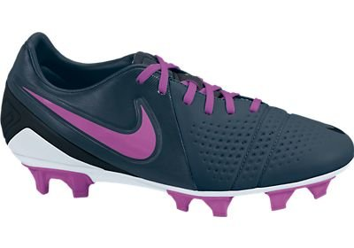 NIKE Womens CTR360 Trequartista 3 FG Soccer Cleat Dark Armory Blue/Black/Armory Navy/Club Pink Size 7 by NIKE