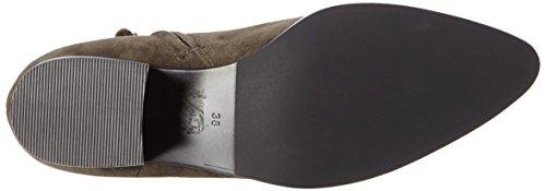 Giudecca Jy1502-1, Stivali Donna Grigio (Grau (Ac7 D Grey))