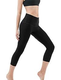 Yoga Pants Mid & High-Waist Tummy Control w Hidden Pocket FYC32/FYC33/FYC34/FYC36/FYP32