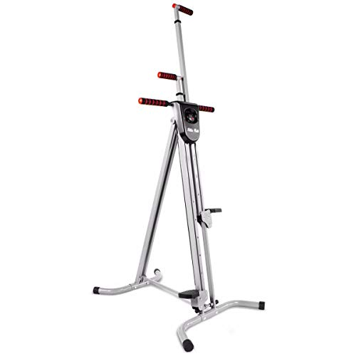 XtremepowerUS Vertical Climber Fitness Cardio Exercise Machine by XtremepowerUS (Image #2)
